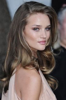what to do with mousy brown hair and grey steaks - Google Search