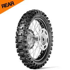 Dunlop Geomax MX32 Mini Bike Tyre - Rear