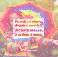 #mensagenscomamor #frases #quotes #sentimentos #pessoas #vida #reflexões #chuva…