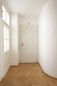 Interiér súkromného bytu, Praha – Žižkov