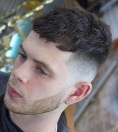 French Crop and Skin Fade
