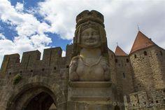La Dama Carcas, una de las leyendas de Carcasona, ¿tal vez el origen de su…