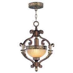 Livex Lighting 8530-64 Seville - One Light Foyer