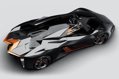 Lamborghini Concept Cars | ... concept car concept cars lamborghini lamborghini diamante new concept