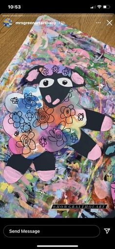 Primary School Art, Art School, Picnic Blanket, Outdoor Blanket, Messages, Elementary Art, Text Posts, Text Conversations