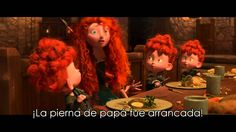 Pixar 2012 - Brave - Trailer subtitulado Español