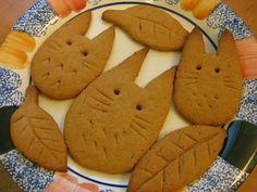Totoro cookies!