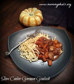 Slow Cooker German Goulash