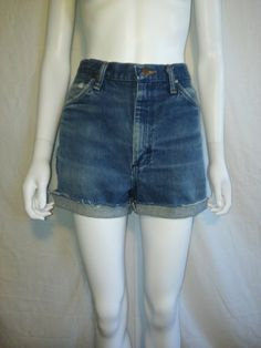 Make Offer on Anything  Wrangler Shorts by ATELIERVINTAGESHOP