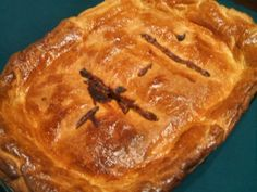 The Classic Steak and Kidney Pie from Food.com:   								This is Gary Rhodes recipe for a great steak and kidney pie, which also allows you the bonus of making the filling the day before you need it.  Cover it and bake the following day for 45 minutes to 1 hour and dinner is ready!