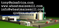 factory design of wheat and maize mill machine #wheatmillmachine #maizemillmachine #wheatmill #maizemill