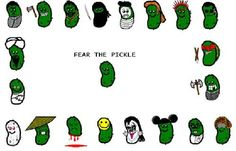 ... about Pickles on Pinterest   The pickle, Test html and Cartoon girls