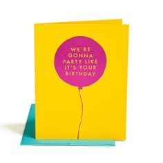 """Foil-stamped: Fuchsia foil Card size: 5.5"""" x 4.25"""", Folded Paper: thick colored stock with coordinating A2 envelope"""