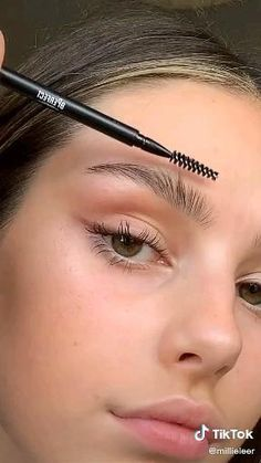 Makeup Eye Looks, Natural Makeup Looks, Eye Makeup Tips, Cute Makeup, Simple Makeup, Skin Makeup, Beauty Makeup, Makeup Hacks, Makeup Products List