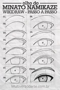 Discover recipes, home ideas, style inspiration and other ideas to try. Body Drawing Tutorial, Manga Drawing Tutorials, Drawing Techniques, Drawing Tips, Drawing Sketches, Pencil Art Drawings, Cartoon Drawings, Cute Drawings, How To Draw Anime Eyes