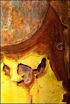 Corrosion Rising by Junkstock, via Flickr