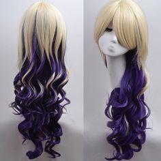 26.95$  Watch here - https://alitems.com/g/1e8d114494b01f4c715516525dc3e8/?i=5&ulp=https%3A%2F%2Fwww.aliexpress.com%2Fitem%2FMapofBeauty-Harajuku-Style-Mixed-Color-Long-Curly-Lolita-Cosplay-Wig-Hair-Wig-peluca-Ombre-wig-peruca%2F2038454935.html - Harajuku Style Mixed Color Long Curly Lolita Cosplay Wig Hair Wig peluca Ombre wig peruca femininas 26.95$
