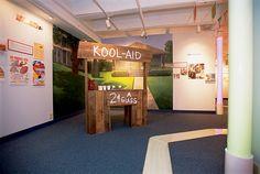 Kool-Aid Exhibit at the Hastings Museum, Hastings