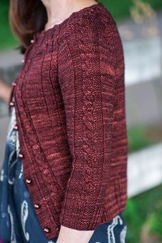 Ravelry: Sorrelle pattern by Jennifer Wood