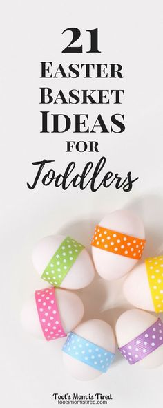 Easter basket for 2 year old boy easter pinterest easter 21 easter basket ideas for toddlers negle Gallery