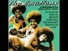 SO I CAN LOVE YOU THE EMOTIONS - YouTube