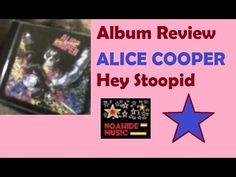 Alice Cooper - Hey Stoopid - Album Review - Noahide Information