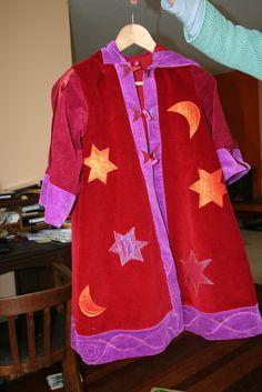 wizard cloth