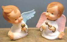 Angel Baby Ornaments Hong Kong.  Lovely