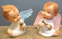 Angel Baby Ornaments By Art Plastics HK