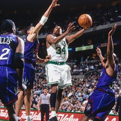 On this day in 1999, @paulpierce made his NBA debut for the @celtics!