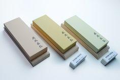 YOSHIHIRO Premium Toishi Sharpening Stone Whetstone