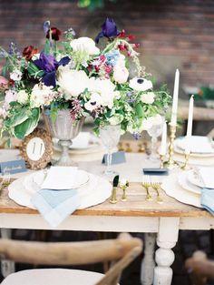 The Secret Garden – A Romantic Garden Wedding Inspiration Shoot