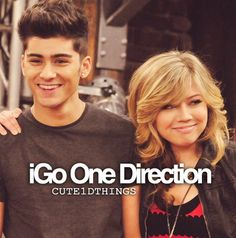 My favorite episode of icarly though I think it would have been better if it was longer the boys had more lines and parts and there Harry and Carly kissed at some point in the show