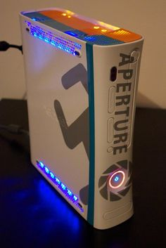 Portal Xbox - homemade