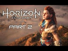 #HorizonZeroDawn - Aloy In Training (Twitch Stream)