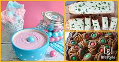 With these yummy creations, your next party will be the talk of the town!