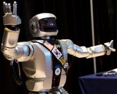 Meet Drexel's HUBOs Robots