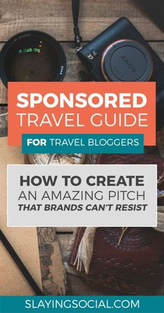 Brand Collaborations & Travel Sponsorship Nailing the Perfect Pitch - Slaying Social Make Money Blogging, Saving Money, How To Make Money, Business Tips, Online Business, Thing 1, Look Here, Online Marketing, Internet Marketing