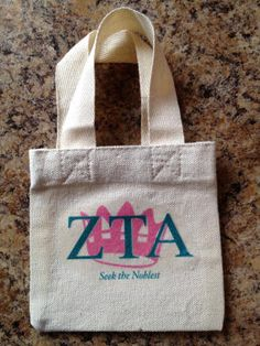 Zeta Tau Alpha Sorority Shower Tote! $10.00 included Shower Gel, Shampoo and hair Conditioner. Soon to be available at www.jbgreek.com