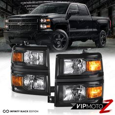 2016 chevy silverado special ops concept celebrates special forces 2014 Chevy Silverado Headlight Wiring 2014 2015 chevy silverado 1500 [black] amber front headlights headlamps pair set 2011 chevy silverado headlight wiring diagram