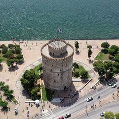 Thessaloniki Thessaloniki, Video Photography, Filmmaking, Greece, Building, Travel, Life, Cinema, Greece Country
