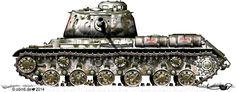 Engines of the Red Army in WW2 - JS-1 Heavy Tank