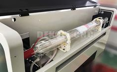 cnc laser with glass laser tube