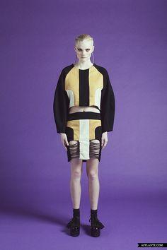 'Mictlan' AW'2013 Fashion Collection - Lea Adelsten