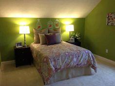 Portico Bonus Suite Private Bedroom