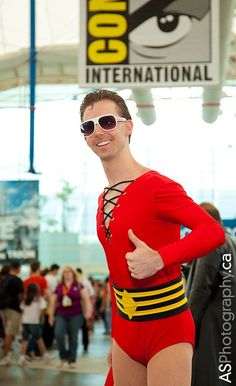 Plastic Man #SDCC2012