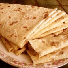 Love the lefse....with butter and sugar.