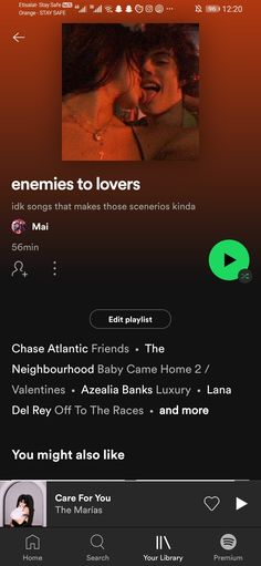 Playlist Names Ideas, Love Songs Playlist, Spotify Playlist, Music Mood, Mood Songs, New Music, Depressing Songs, Song Recommendations, Song Suggestions