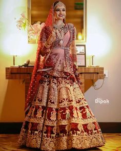Looking for lehenga design 2018 which you can wear for your wedding? Well, check out this list of 20 lehenga choli designs 2018 which will give you some major inspiration for your bridal lehenga