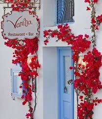 Vanilia in Firostefani, Fira Santorini, Greece